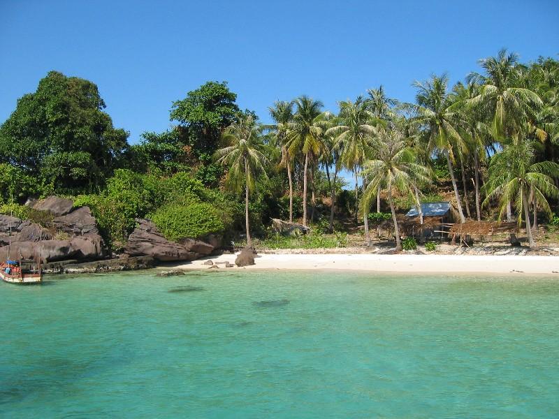 Beach in Phu Quoc, Kien Giang Province, Vietnam