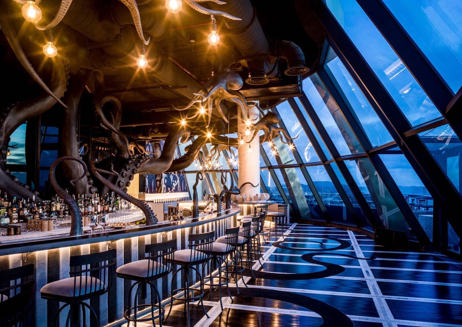 Image of the interior of INK 360 in Phu Quoc, Vietnam