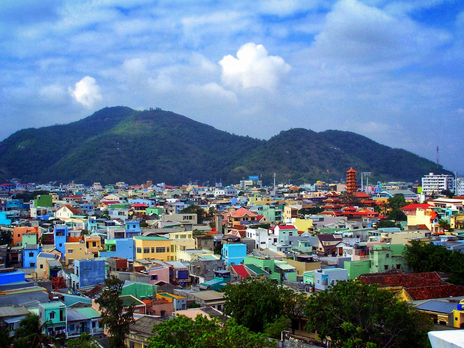 Quy Nho'n, Binh Dinh Province, Vietnam