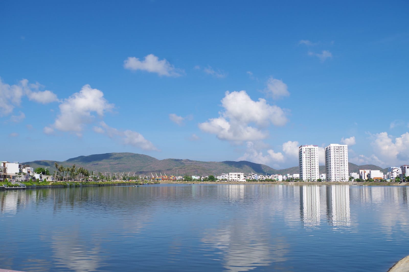 Image of Quy Nhon in Binh Dinh Province, Vietnam