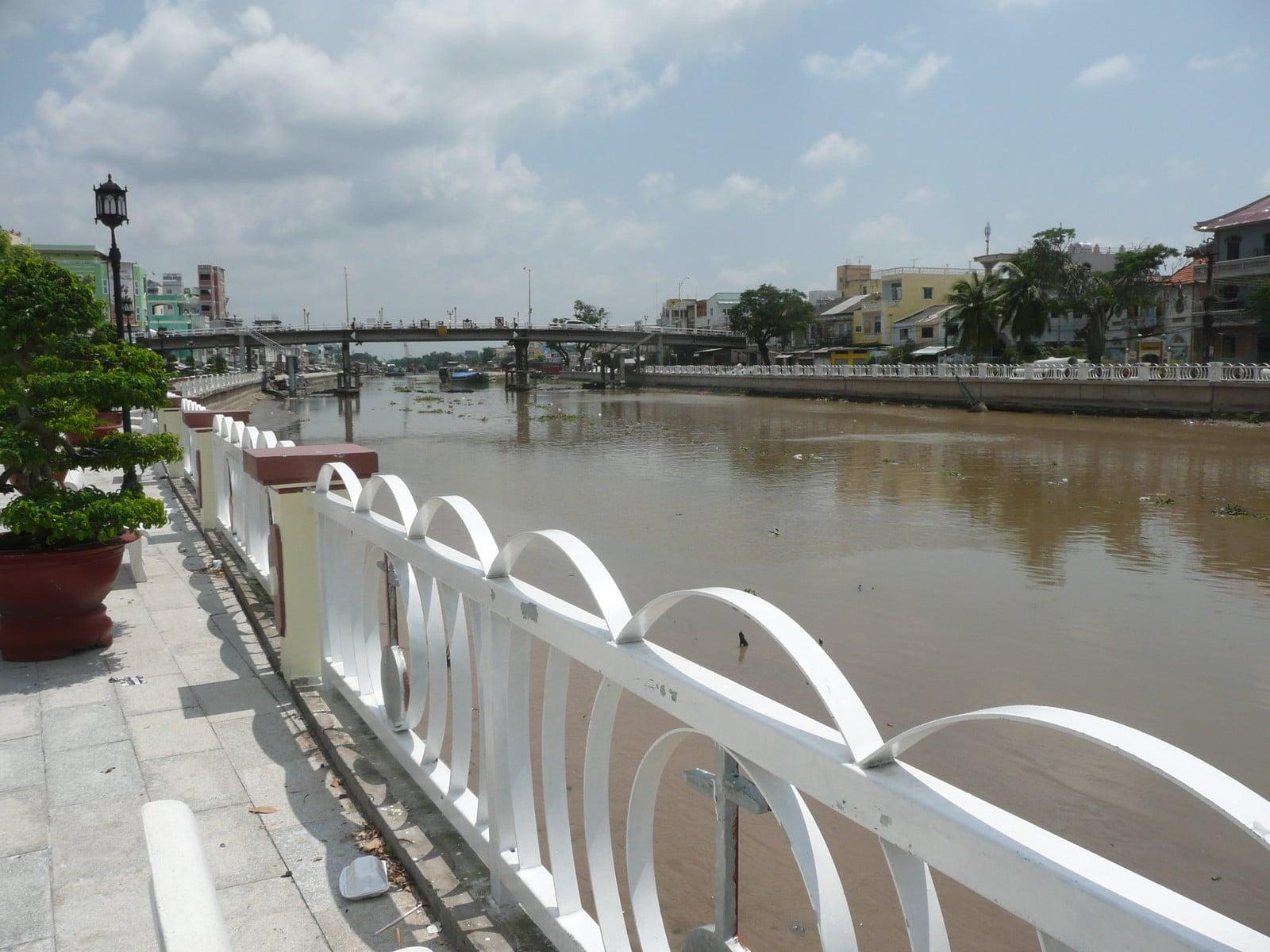 River View of Bac Liêu City, Vietnam