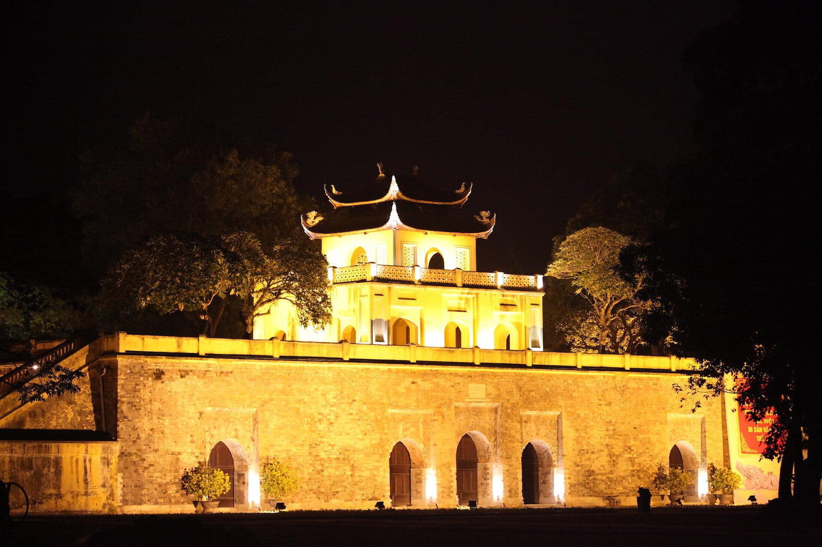 The Imperial Citadel of Thang, Hanoi
