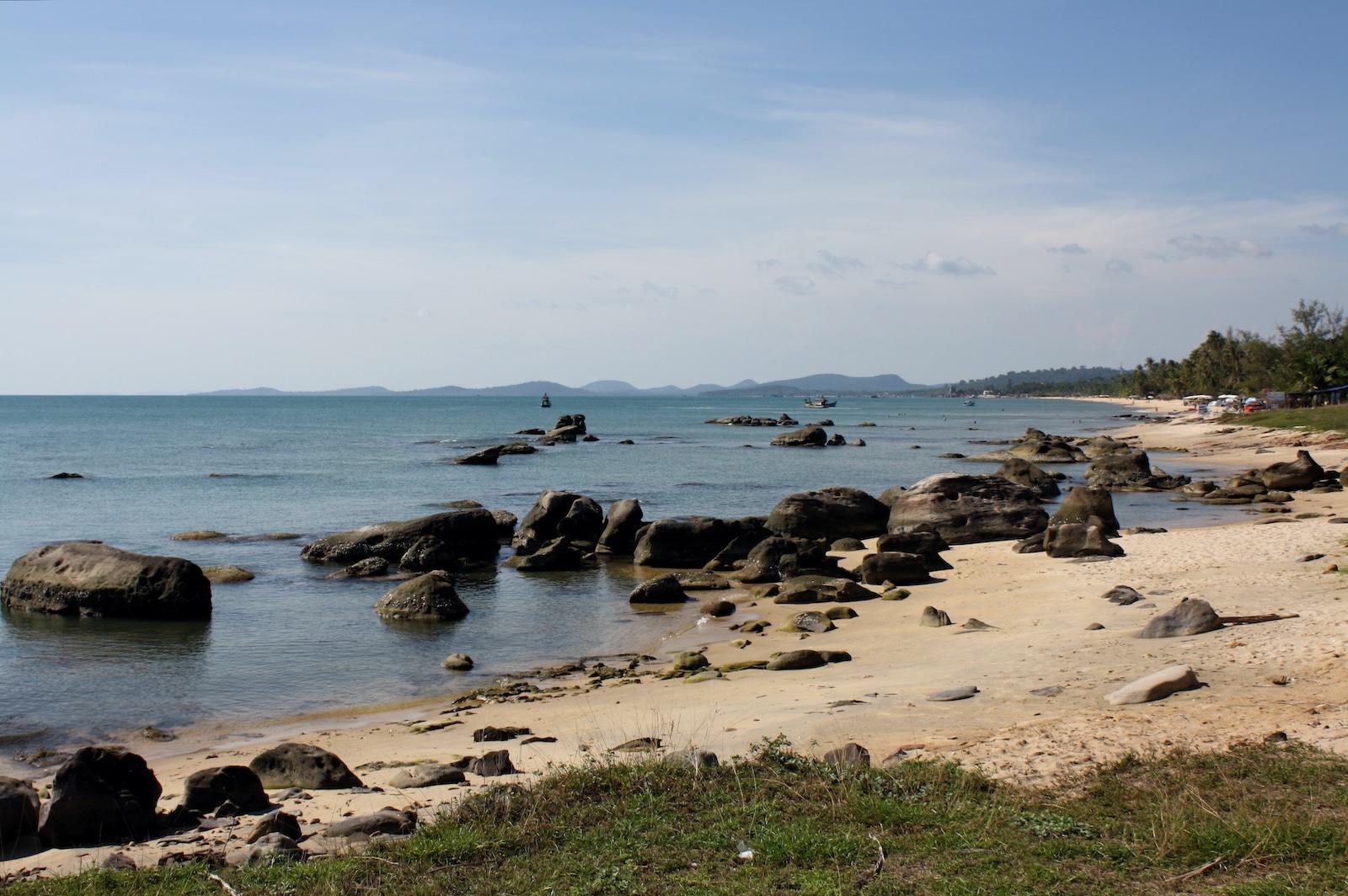 Bai Truong (Long Beach) Phú Quốc, Vietnam