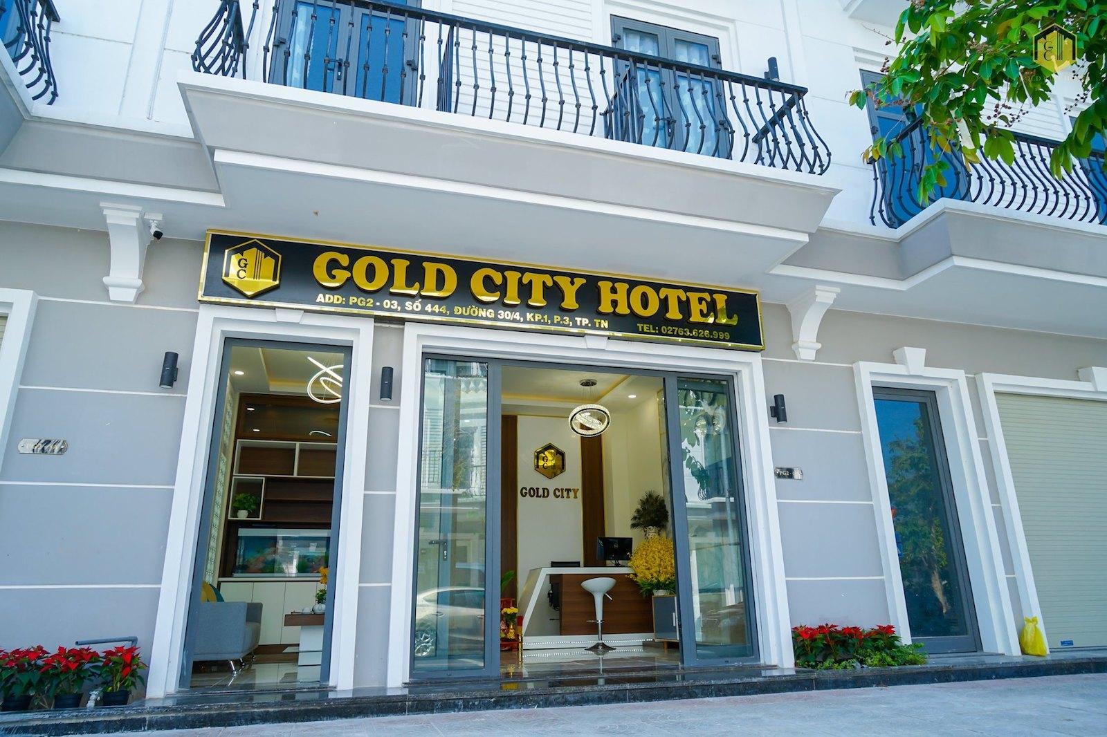Image of Gold City Hotel in Tay Ninh, Vietnam
