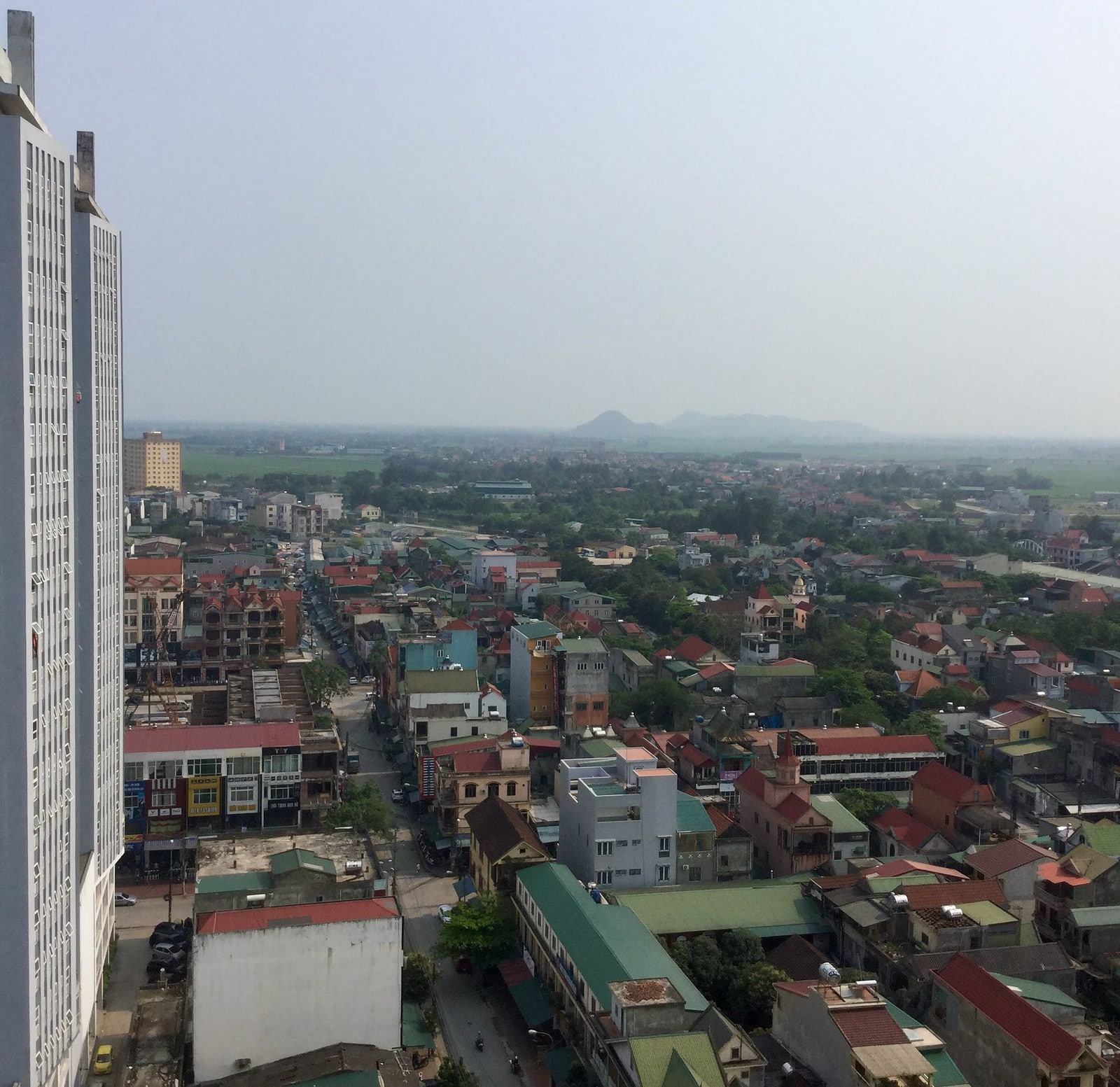 Vinh City, Nghe An Province, North Central Vietnam