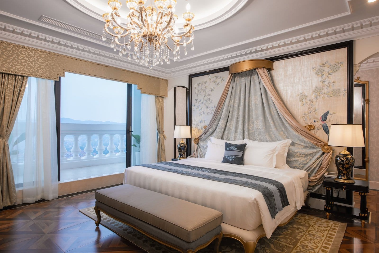 Image of the Vinpearl Hotel in Tay Ninh, Vietnam