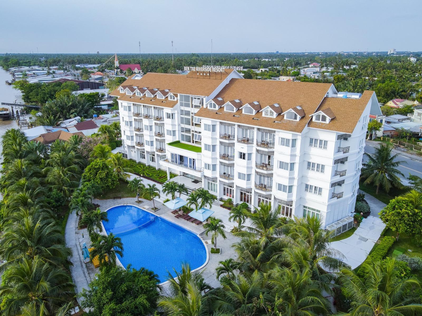 Image of Ben Tre Riverside Resort in Vietnam